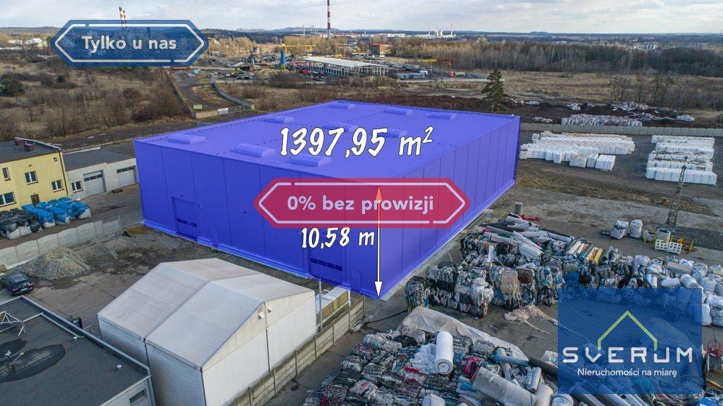 Lokal użytkowy na wynajem Częstochowa, Zawodzie - Dąbie  1397m2 Foto 1