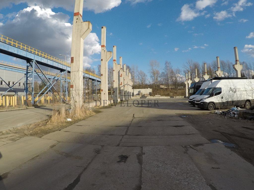 Działka przemysłowo-handlowa pod dzierżawę Katowice, Zawodzie  970m2 Foto 3