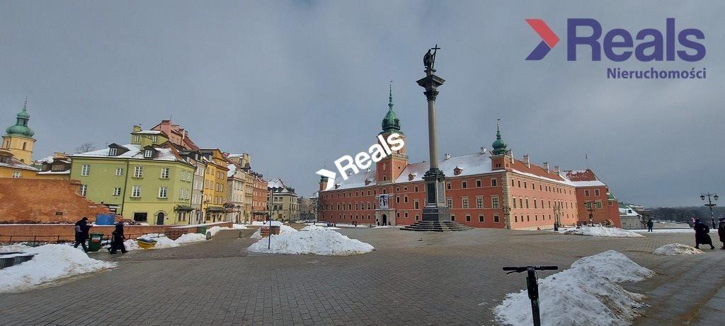 Mieszkanie dwupokojowe na sprzedaż Warszawa, Śródmieście, Stare Miasto  61m2 Foto 9