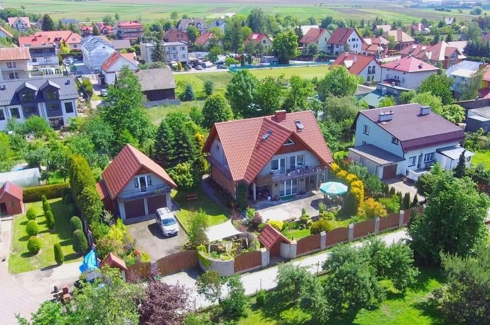 Dom na sprzedaż Kraków, Wzgórza Krzesławickie, Grębałowska  360m2 Foto 1