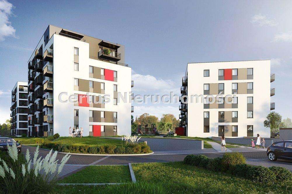 Mieszkanie trzypokojowe na sprzedaż Rzeszów, Baranówka  54m2 Foto 3