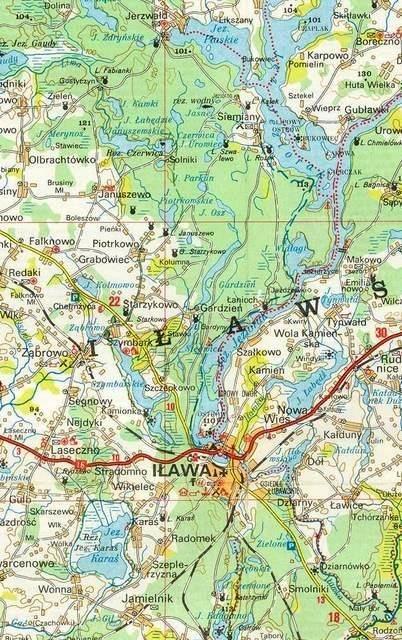 Lokal użytkowy na wynajem Iława, Usługowa  198m2 Foto 6