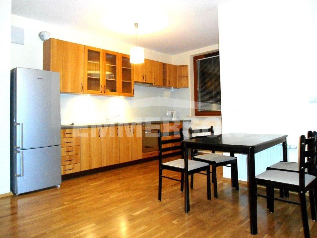 Mieszkanie dwupokojowe na wynajem Warszawa, Mokotów, Obrzeżna  60m2 Foto 1