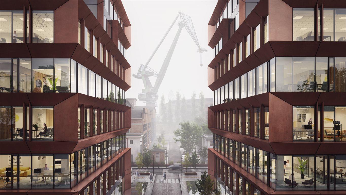 Lokal użytkowy na wynajem Gdańsk, Młyniska, gdańsk  202m2 Foto 2