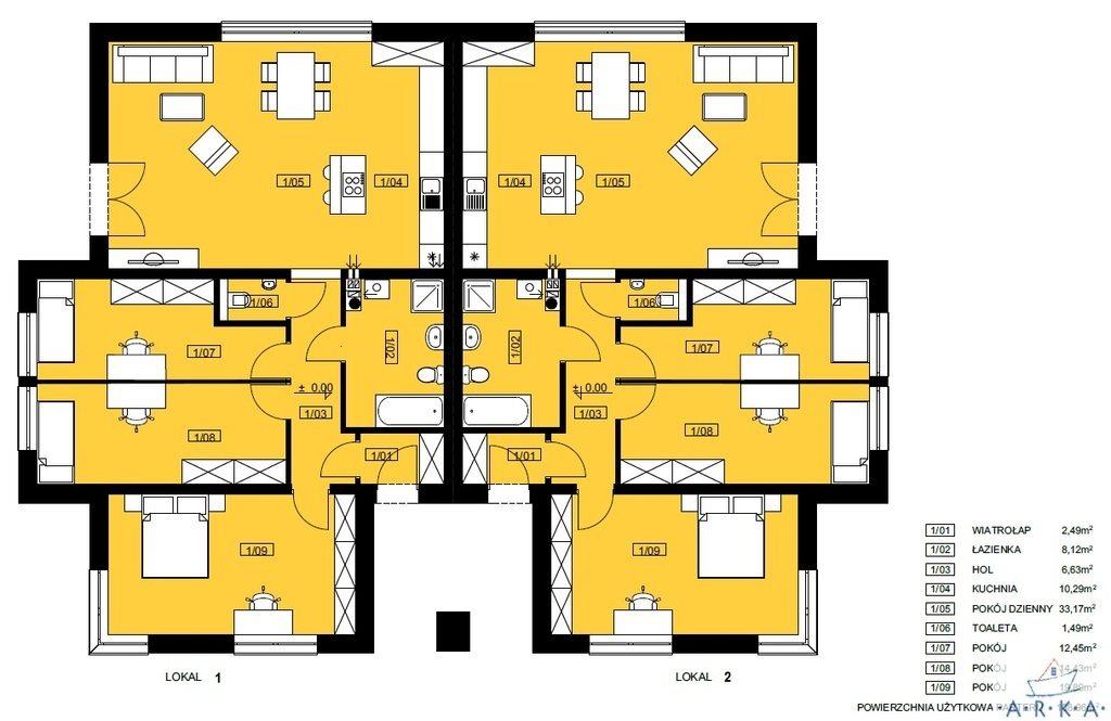 Dom na sprzedaż Dobra  109m2 Foto 7