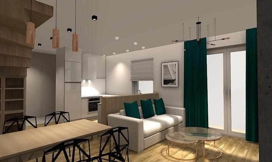 Mieszkanie czteropokojowe  na sprzedaż Szczecin, Stołczyn  87m2 Foto 1