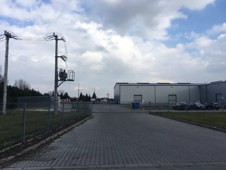 Działka komercyjna pod dzierżawę Nadarzyn, Wolica  1000m2 Foto 1