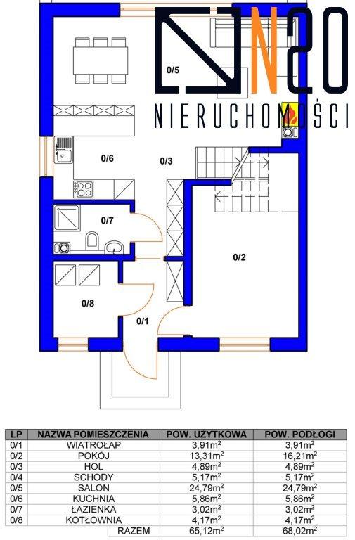 Dom na sprzedaż Zabierzów, Więckowice, Topolowa - okolice  125m2 Foto 5