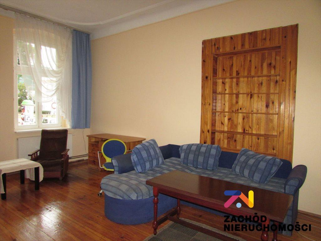 Mieszkanie trzypokojowe na wynajem Zielona Góra, Śródmieście  87m2 Foto 1