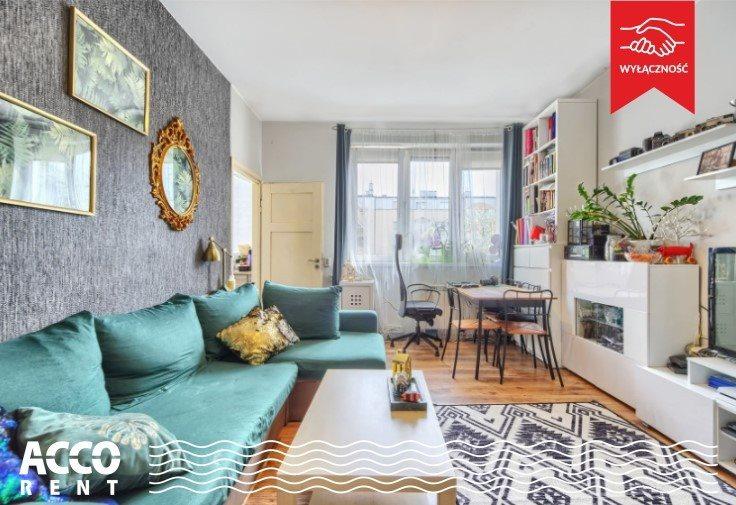 Mieszkanie dwupokojowe na sprzedaż Gdynia, Wzgórze Św. Maksymiliana, Świętojańska  44m2 Foto 1