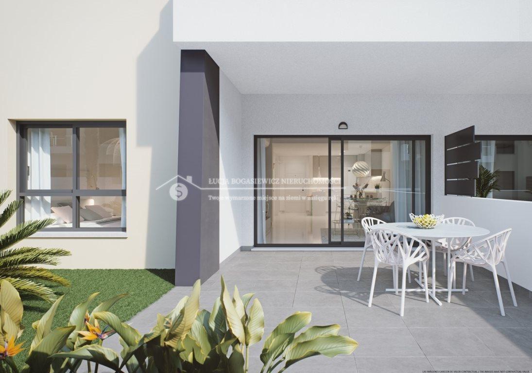 Mieszkanie dwupokojowe na sprzedaż Costa Blanca, Orihuela Costa  80m2 Foto 3