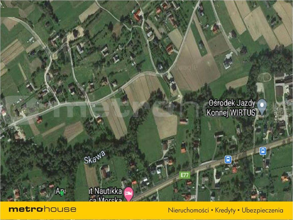 Działka budowlana na sprzedaż Spytkowice, Spytkowice  703m2 Foto 6
