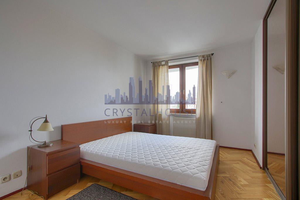 Mieszkanie trzypokojowe na wynajem Warszawa, Ochota, Grójecka  86m2 Foto 8
