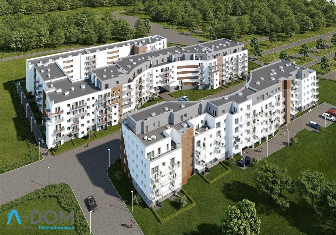 Mieszkanie dwupokojowe na sprzedaż Poznań, Malta  39m2 Foto 3