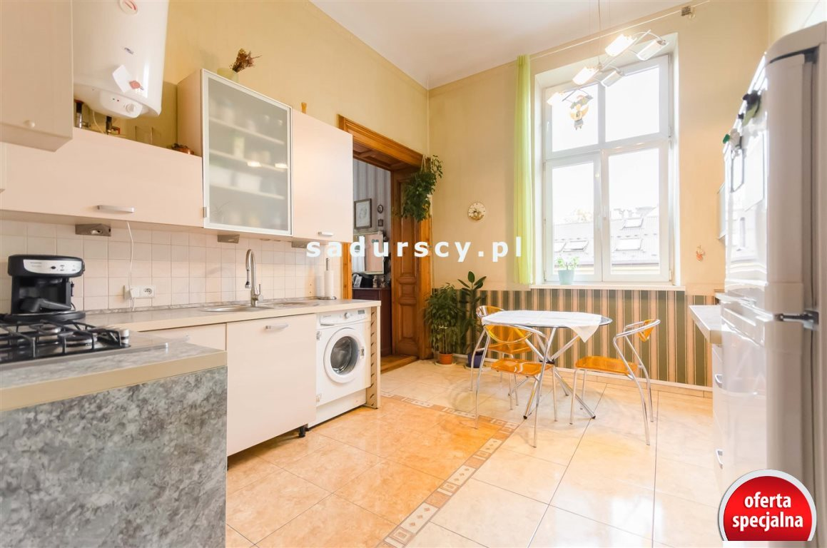 Mieszkanie dwupokojowe na sprzedaż Kraków, Stare Miasto, Stare Miasto, Zwierzyniecka  117m2 Foto 8