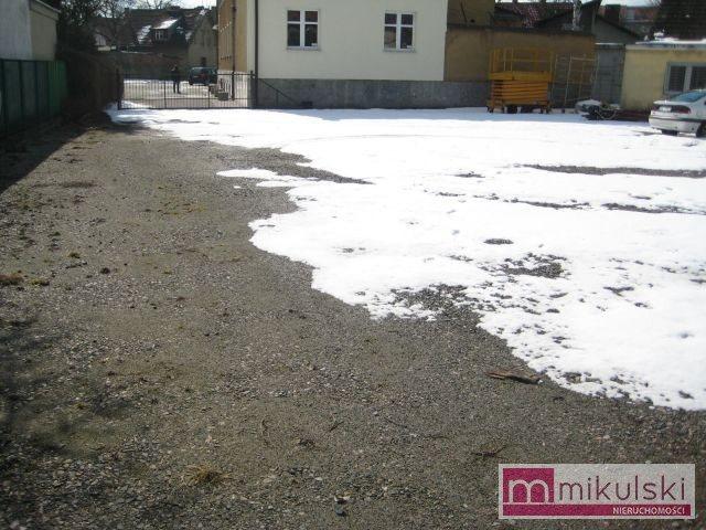 Działka komercyjna pod dzierżawę Goleniów, Centrum  1500m2 Foto 1