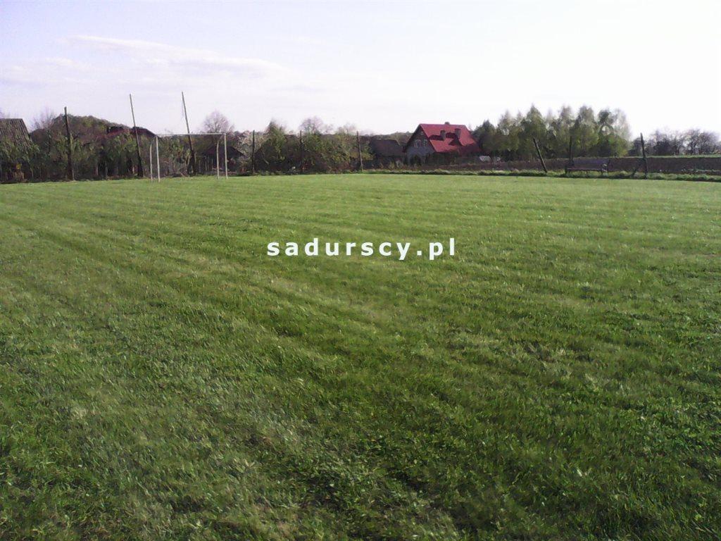 Działka budowlana na sprzedaż Będkowice, Kawiory  2728m2 Foto 1