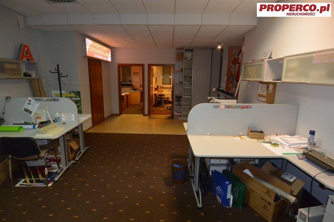 Lokal użytkowy na wynajem Kielce, Centrum  111m2 Foto 3