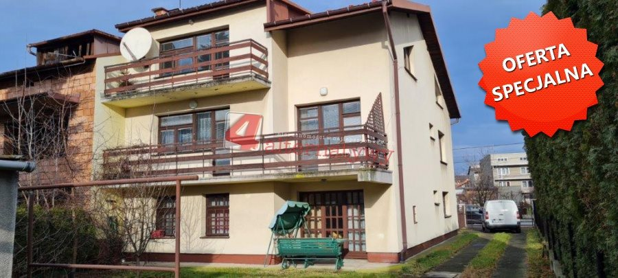 Dom na sprzedaż Tarnów, Piaskówka, Makuszyńskiego  190m2 Foto 1