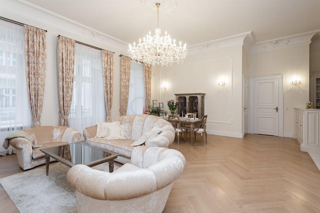 Mieszkanie na sprzedaż Warszawa, Śródmieście, Wiejska  198m2 Foto 3