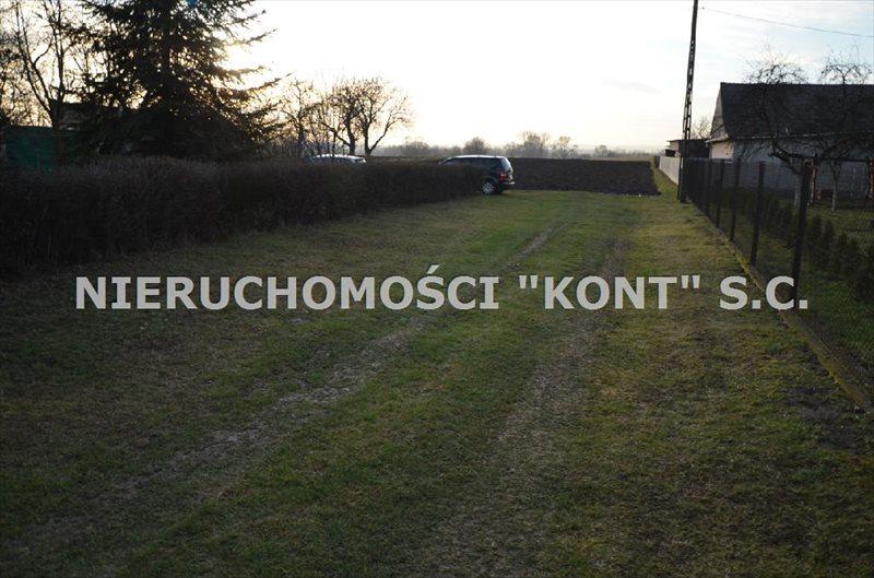 Działka budowlana na sprzedaż Kraków, Nowa Huta, Igołomska  1114m2 Foto 2