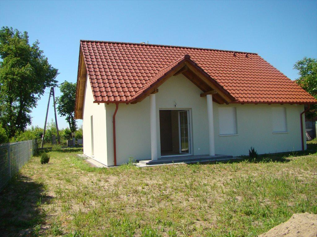 Dom na sprzedaż Krzyków, Główna  85m2 Foto 3