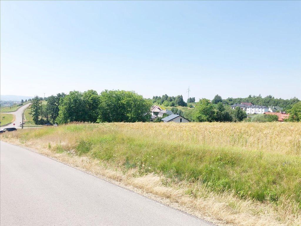 Działka rolna na sprzedaż Racławówka, Boguchwała  2200m2 Foto 1