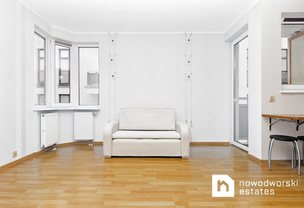Mieszkanie dwupokojowe na wynajem Poznań, Grunwald, Modra  35m2 Foto 3