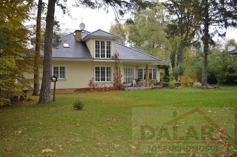 Dom na sprzedaż Piaseczno, Zalesie Dolne  460m2 Foto 1