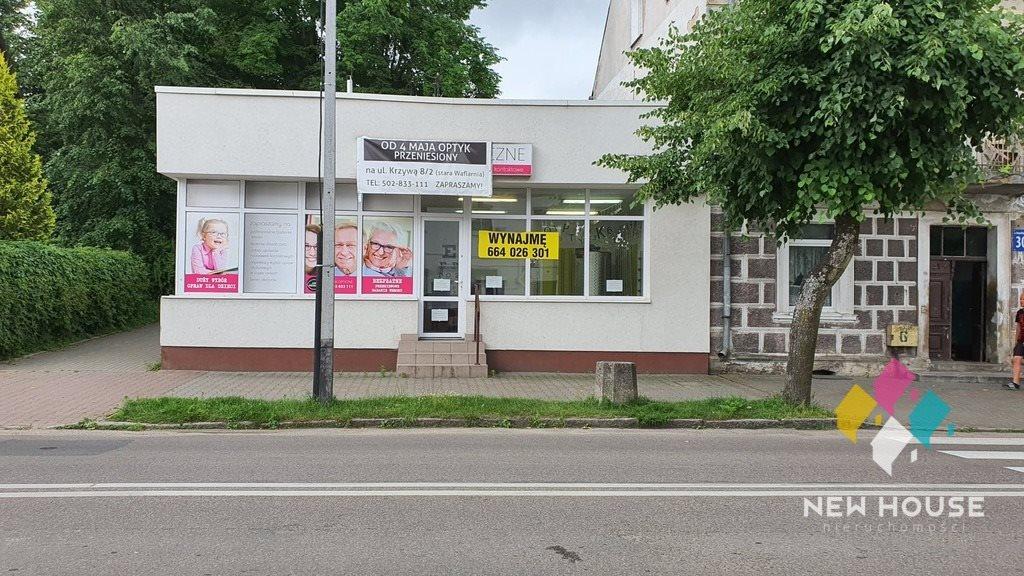 Lokal użytkowy na sprzedaż Olsztynek  74m2 Foto 5