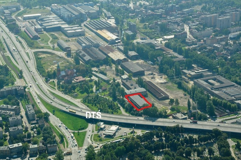 Lokal użytkowy na wynajem Katowice, Dąb, Bracka 20  215m2 Foto 1