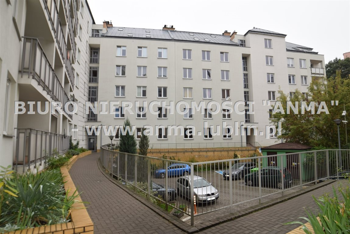 Mieszkanie dwupokojowe na wynajem Lublin, Śródmieście, Centrum, Niecała  45m2 Foto 10