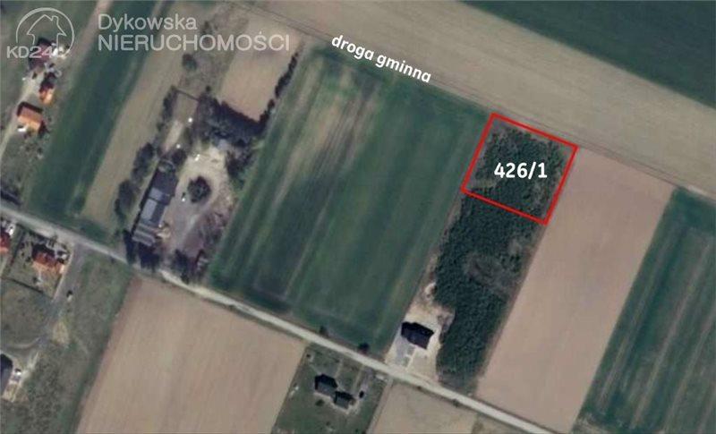 Działka siedliskowa na sprzedaż Krępa Kaszubska  3311m2 Foto 1