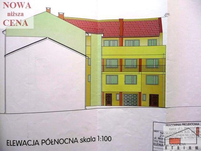 Lokal użytkowy na sprzedaż Kielce, Centrum, Warszawska  730m2 Foto 10