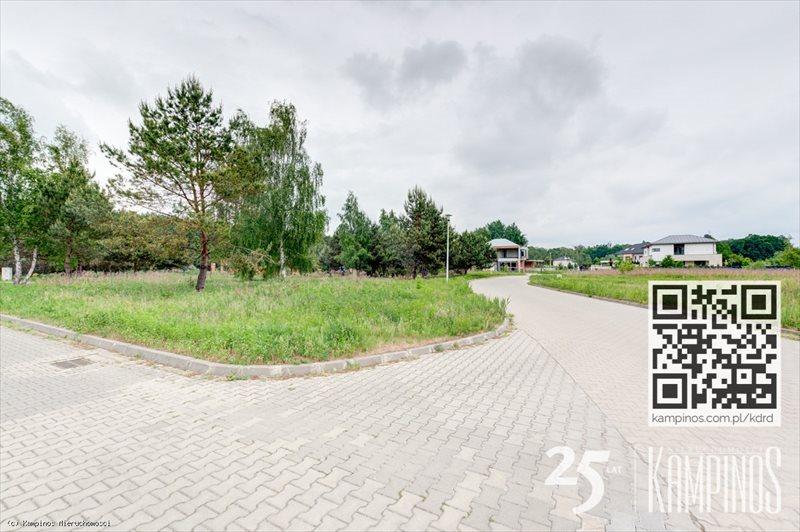 Działka budowlana na sprzedaż Lipków, Stare Babice, oferta 2671  1502m2 Foto 2