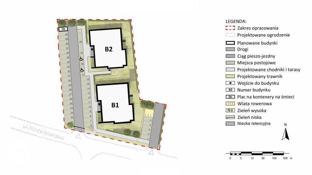 Mieszkanie dwupokojowe na sprzedaż Gdańsk, Sobieszewo, Nadwiślańska  42m2 Foto 8