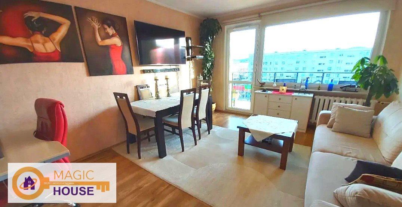 Mieszkanie trzypokojowe na sprzedaż Reda, Łąkowa  60m2 Foto 2