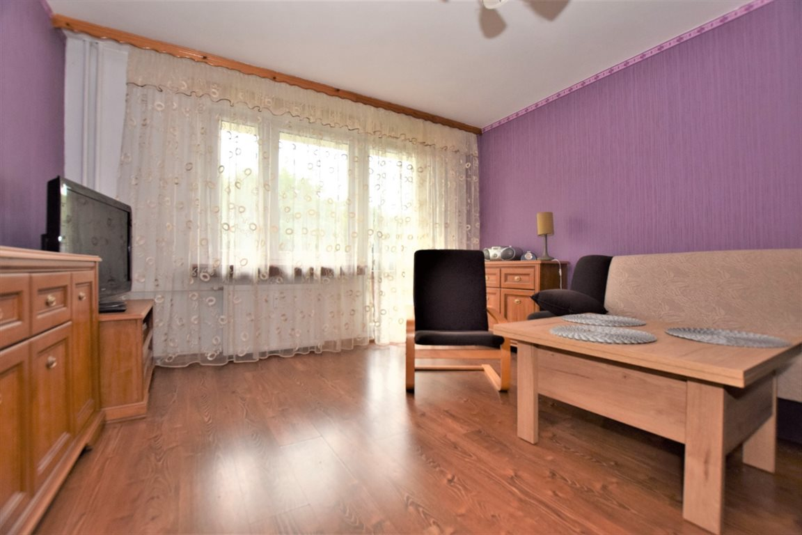 Mieszkanie trzypokojowe na wynajem Ruda Śląska, Halemba, Leśna  60m2 Foto 1