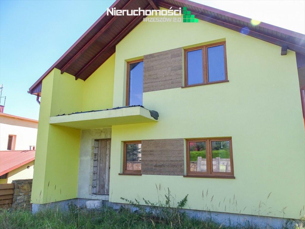 Dom na sprzedaż Rzeszów, Przybyszówka, Potokowa  118m2 Foto 2