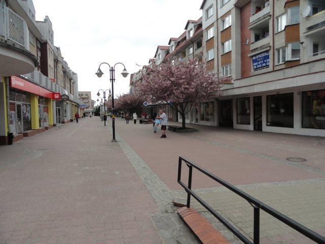 Lokal użytkowy na wynajem Elbląg, Centrum, centrum, Hetmańska  94m2 Foto 1