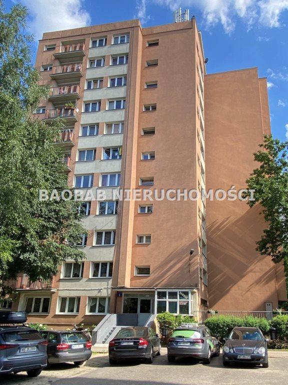Mieszkanie trzypokojowe na sprzedaż Warszawa, Praga-Południe, Saska Kępa, Zwycięzców  48m2 Foto 11