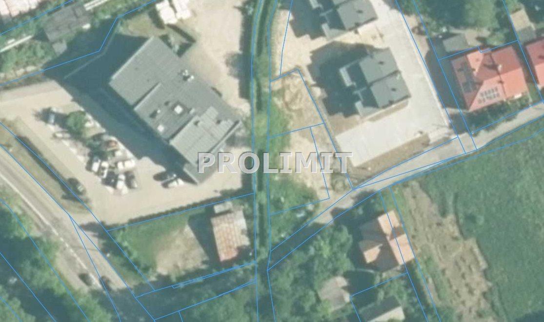 Działka budowlana na sprzedaż Bielsko-Biała, Mikuszowice Krakowskie, Kolejowa  699m2 Foto 12