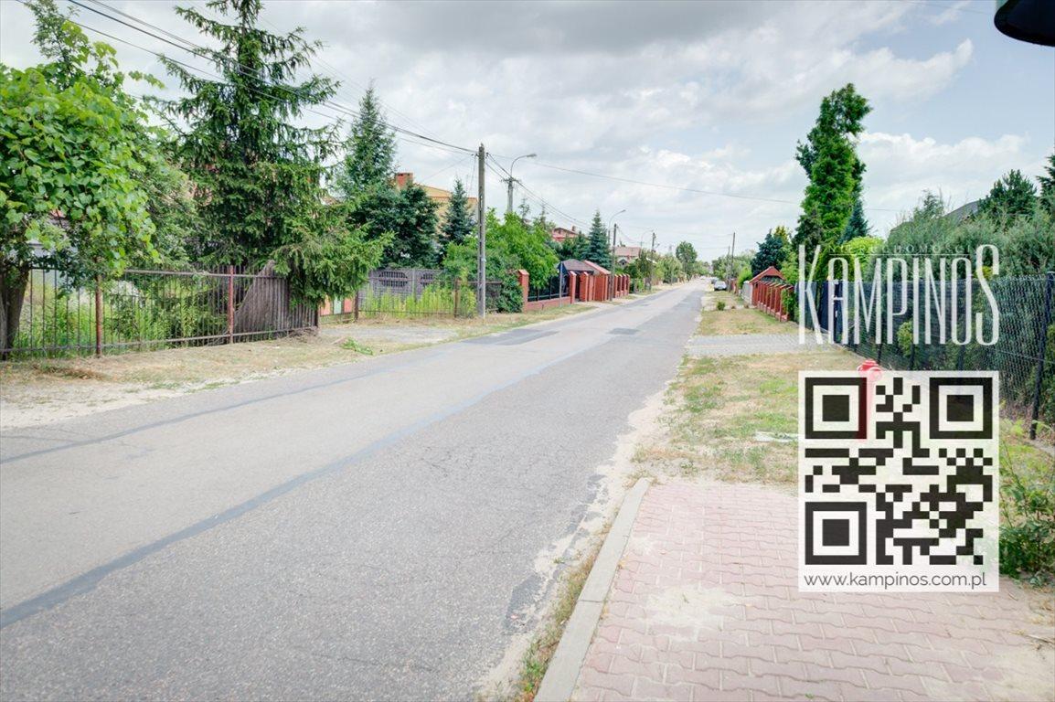 Działka budowlana na sprzedaż Borzęcin Duży, Stare Babice, oferta 2772  2400m2 Foto 5