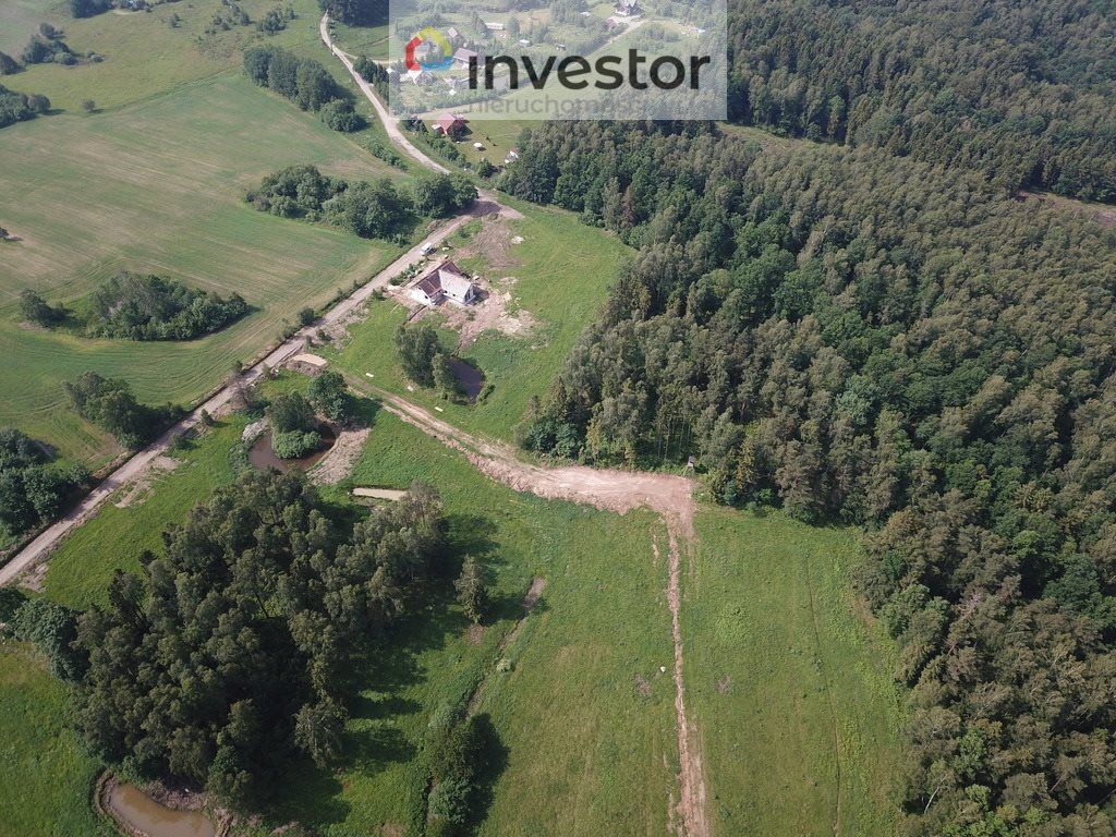 Działka siedliskowa na sprzedaż Mierzeszyn  3221m2 Foto 1