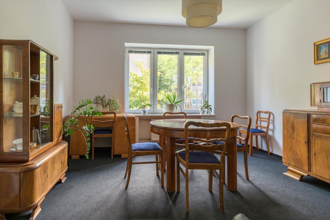 Mieszkanie trzypokojowe na sprzedaż Warszawa, Mokotów, Narbutta  101m2 Foto 1
