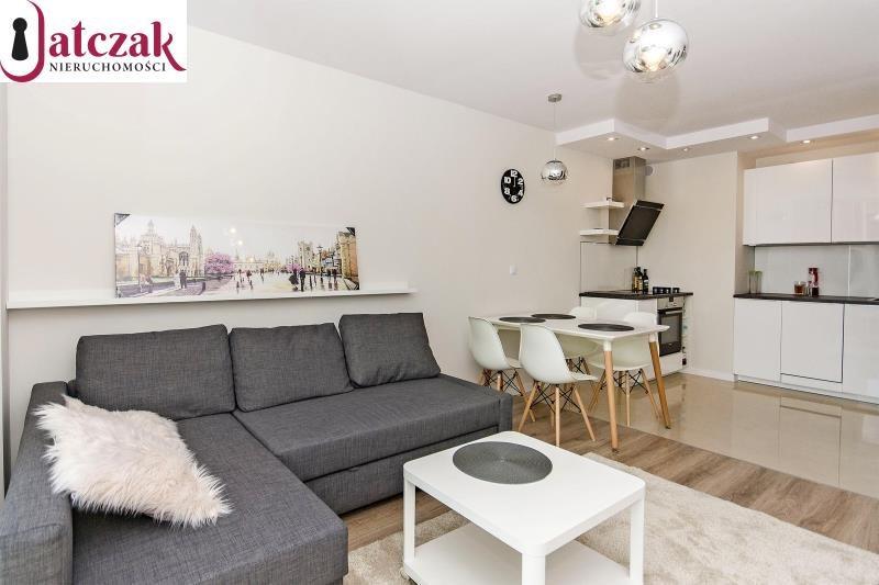 Mieszkanie dwupokojowe na wynajem Gdańsk, Przymorze, KWARTAŁ UNIWERSYTECKI, SZCZECIŃSKA  43m2 Foto 3