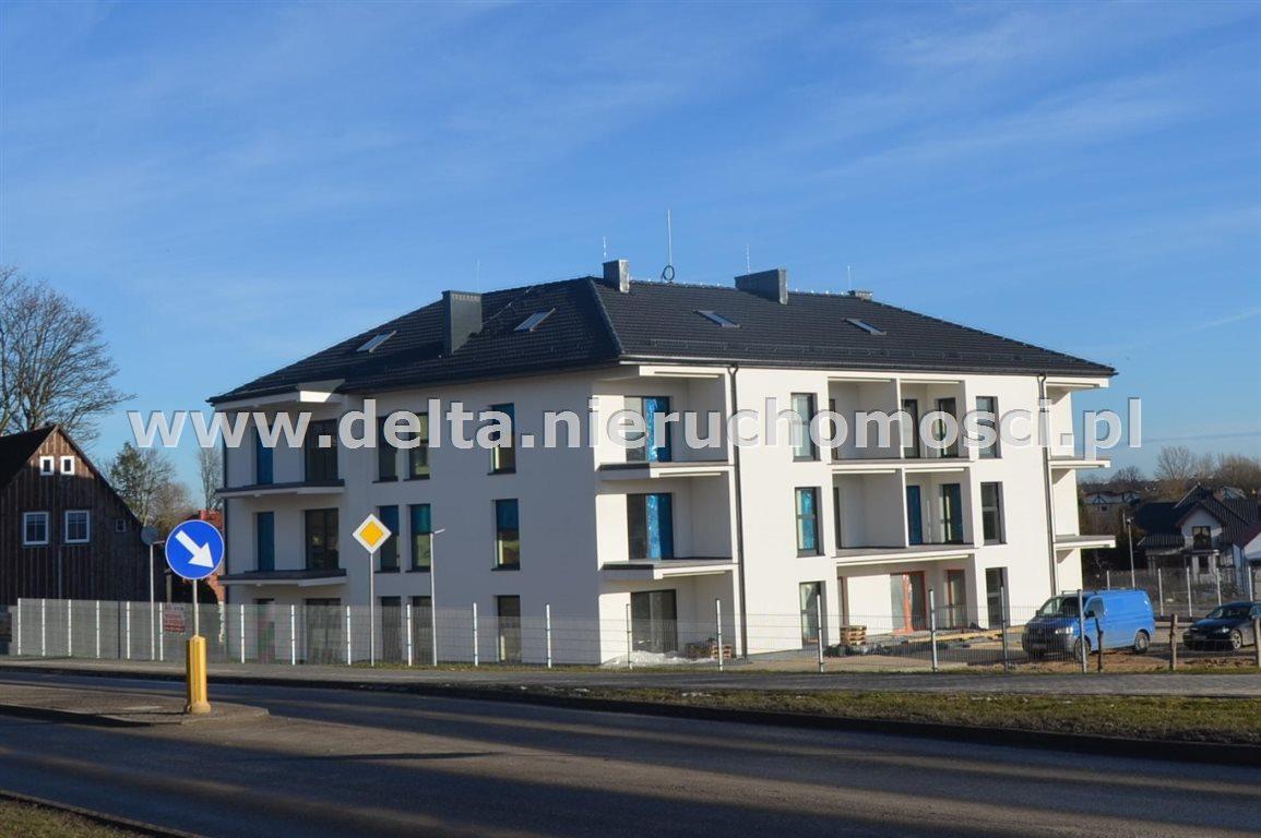 Mieszkanie dwupokojowe na sprzedaż Ustka  50m2 Foto 7