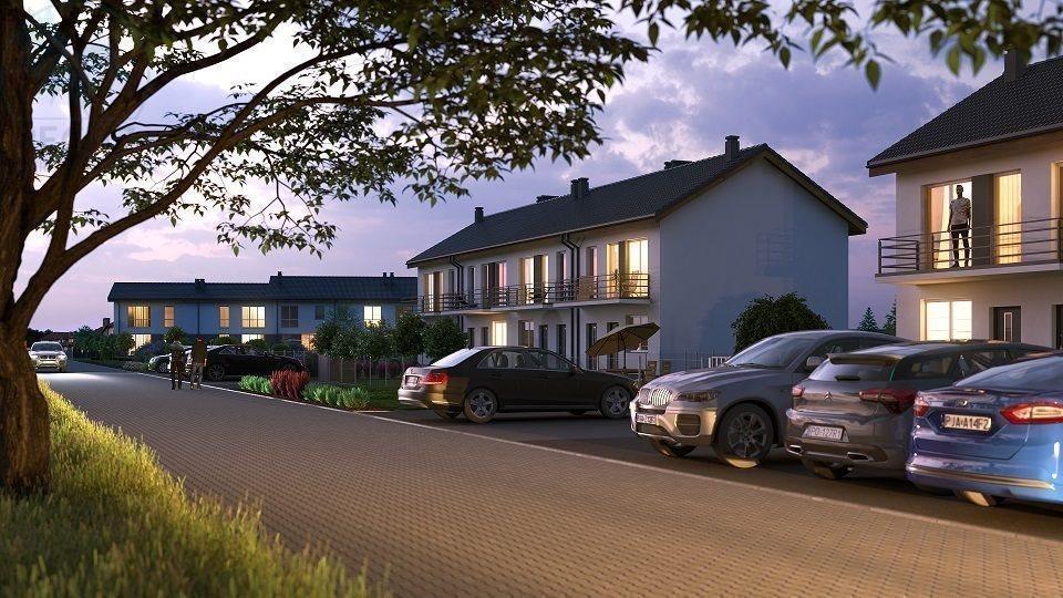 Mieszkanie trzypokojowe na sprzedaż Jarocin, os. Polna  65m2 Foto 1