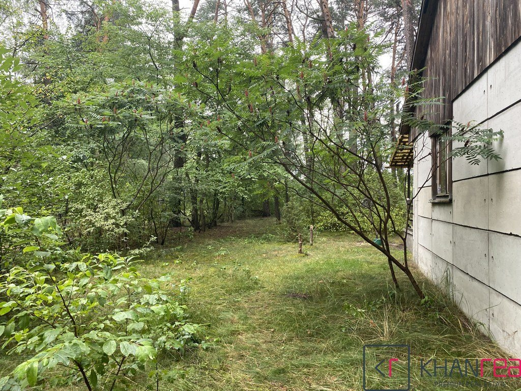 Działka leśna z prawem budowy na sprzedaż Józefów  2860m2 Foto 4