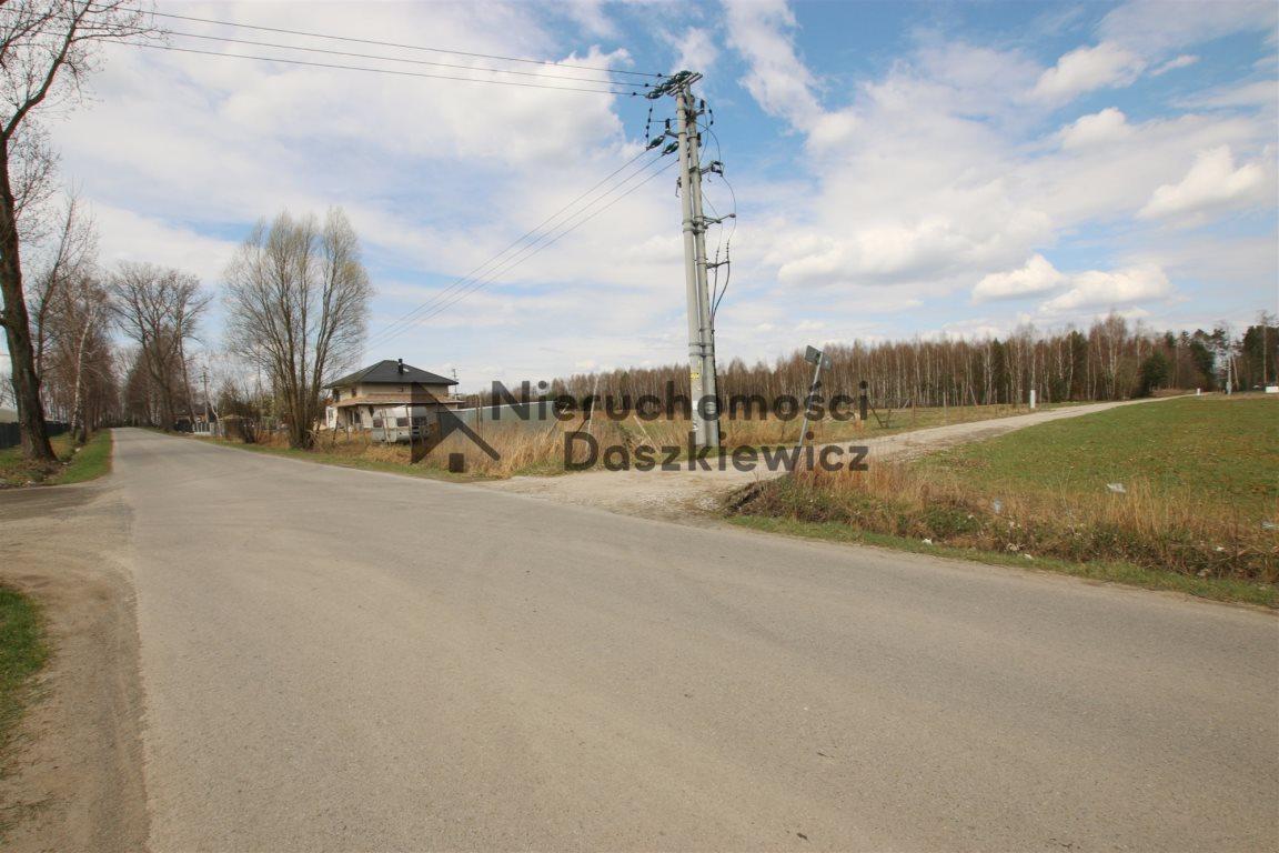 Działka budowlana na sprzedaż Rzakta, Borkowa  1500m2 Foto 8